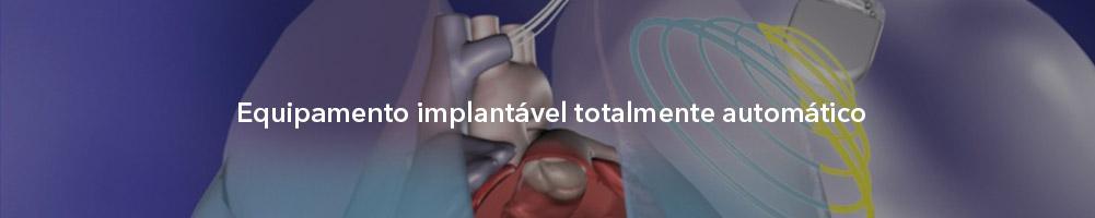 Implante de Cardioversores desfibriladores